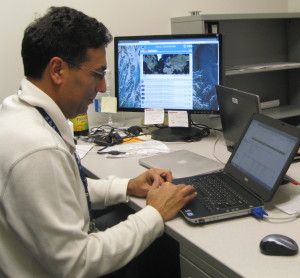 Ali Rezaiyan-Nojani supports the Earth Observing System Data and Information System (EOSDIS) Evolution and Development