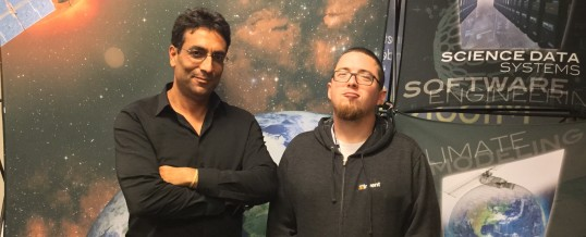 "Query ""Success Story"": Larry Gilliam and Ali Rezaiyan Win NASA@Work Challenge"