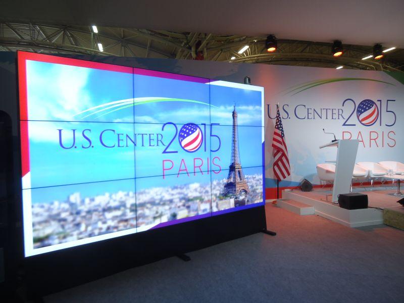 US Center COP21