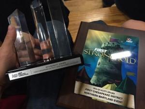 Ursa Major won the prestigious Quality Award