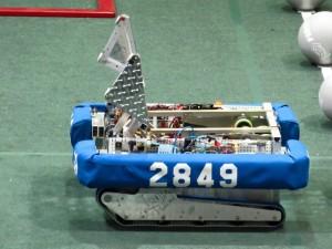 Ursa Major's robot